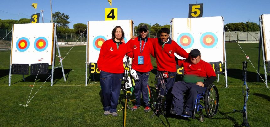 Participação de atletas Portugueses nos Jogos Mundiais da IWAS