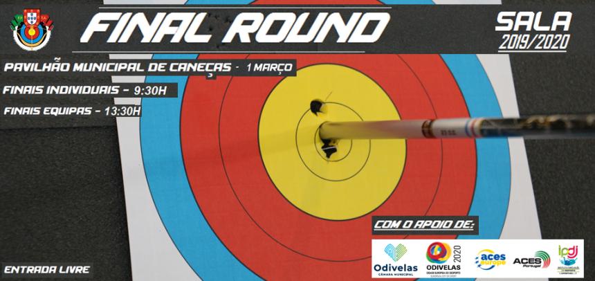 Final Round do Campeonato Nacional de Sala