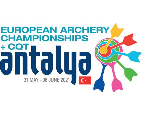 Equipa Nacional – Campeonato da Europa Antalya 2021